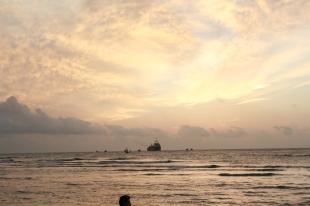Beach in Kochi